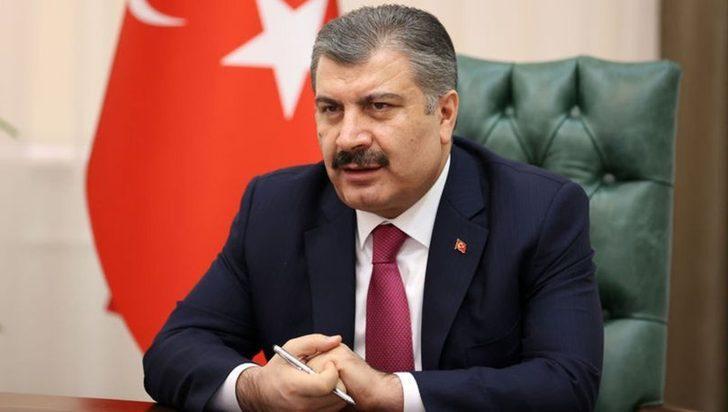 Sağlık Bakanı Fahrettin Koca'dan yerli koronavirüs aşısıyla ilgili flaş açıklama