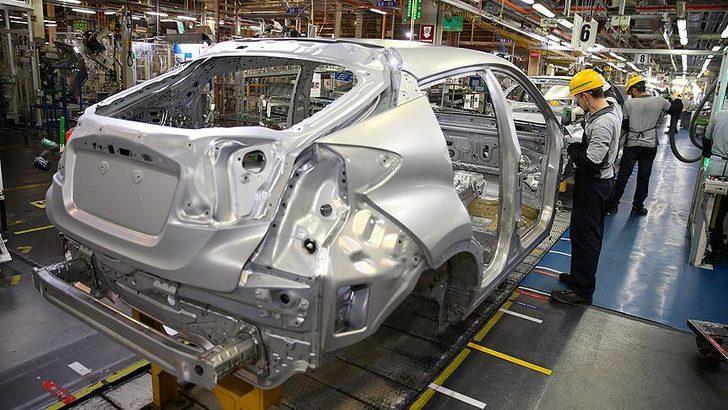 Türk otomotiv sektörünün öncü kuruluşlarından Toyota 15 gün üretimi durduruyor!