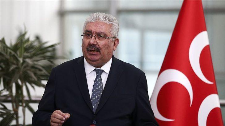 MHP'li Semih Yalçın Devlet Bahçeli'nin 'Üç Hilal'in tek başına iktidarı artık bir zorunluluktur' sözlerini paylaştı
