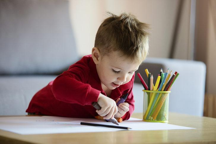 Çocukları karantina döneminde nasıl mutlu edebilirsiniz? İşte o aktiviteler...