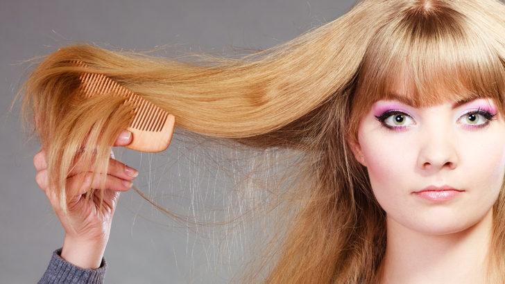 Yıkamaya gerek duymadan saçlarınızın kirli görüntüsünden kurtulun! İşte harika yöntemler...