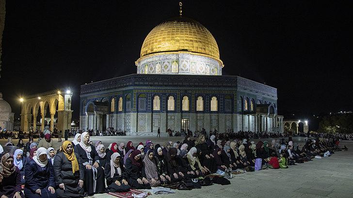 Son dakika: Mescid-i Aksa ramazan ayında da ibadete açılmayacak