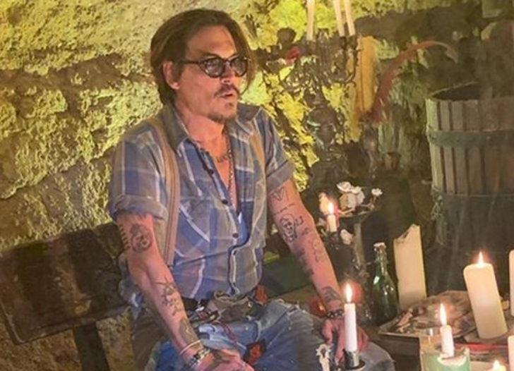 Johnny Depp resmi Instagram hesabı açtı! Johnny Depp kimdir? Gerçek Instagram hesabı hangisi?