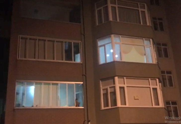 Rize'de Gamze Pala için protesto: Işıkları yakıp söndürdüler