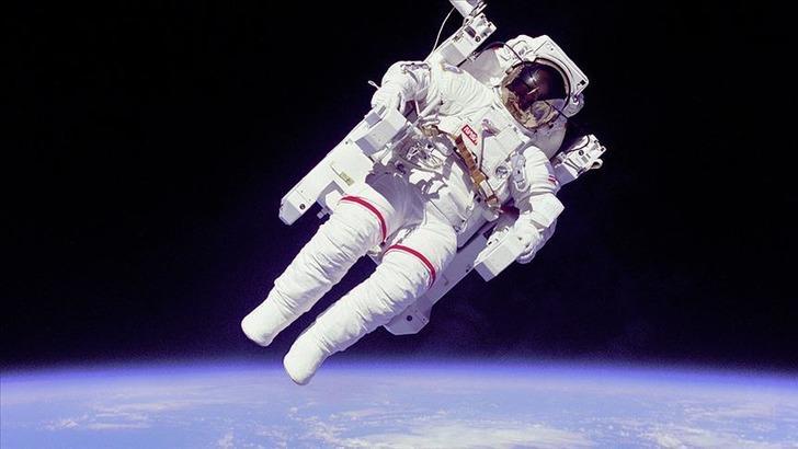 ABD'li astronot, başkanlık seçimleri için uzaydan oy kullandı