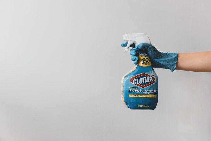 Evde kendi doğal çamaşır suyunuzu yapabilirsiniz! İşte o tarif...