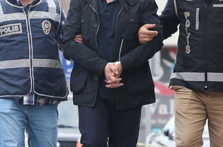 Polise direnen zanlının 10 yıl kesinleşmiş hapis cezasıyla arandığı ortaya çıktı