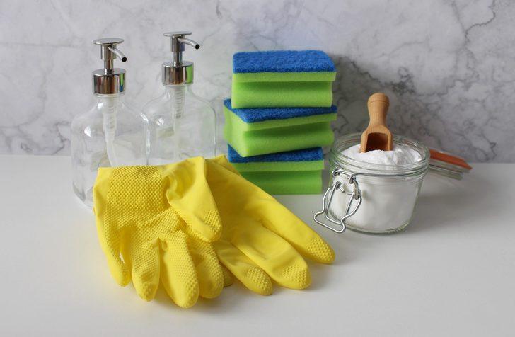 Ev temizliğinde bu 8 pratik bilgi işleri kolaylaştırıyor!