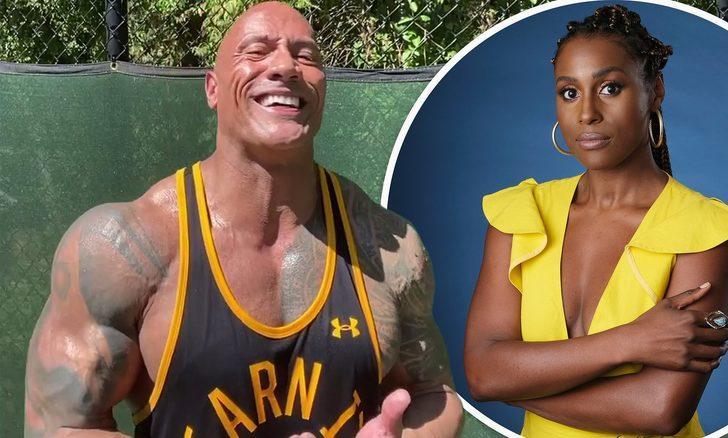 Dwayne Johnson, Issa Rae ve Dany Garcia'dan güreş dizisi geliyor