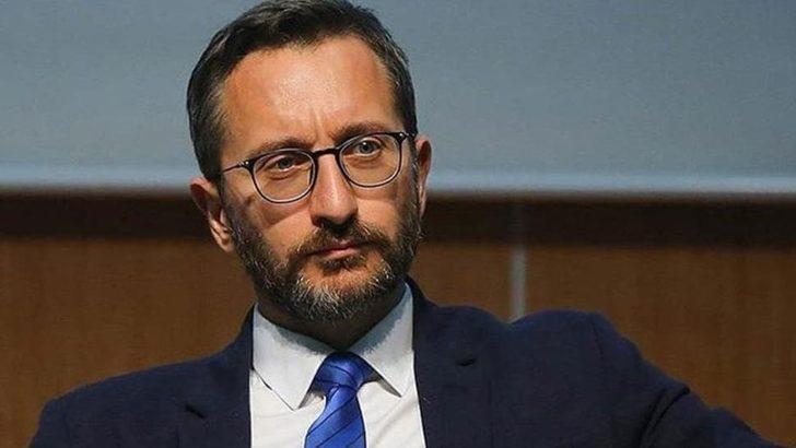 Fahrettin Altun: Eli kanlı örgütün kökünü kazıyacağız