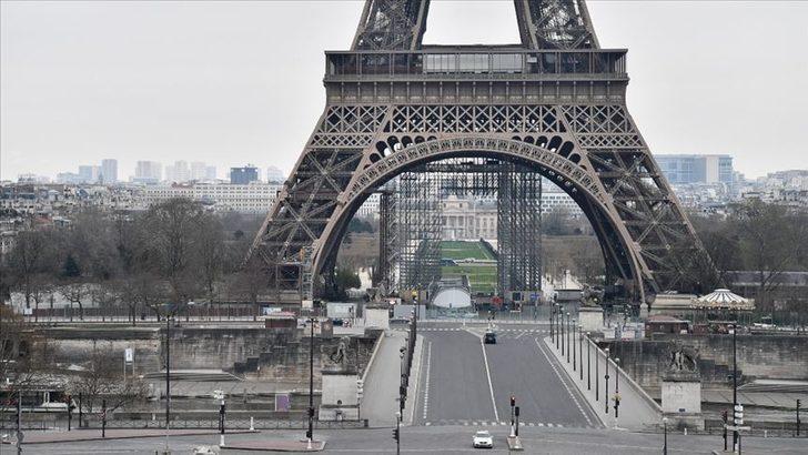 Fransa'da Kovid-19'dan ölenlerin sayısı 28 bin 802'ye yükseldi
