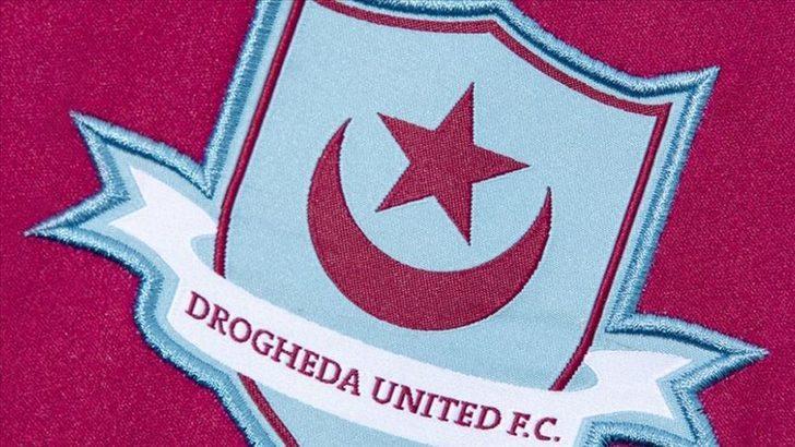İrlanda ekibi Drogheda United, Türkiye'ye Osmanlı'yı hatırlatarak teşekkür etti