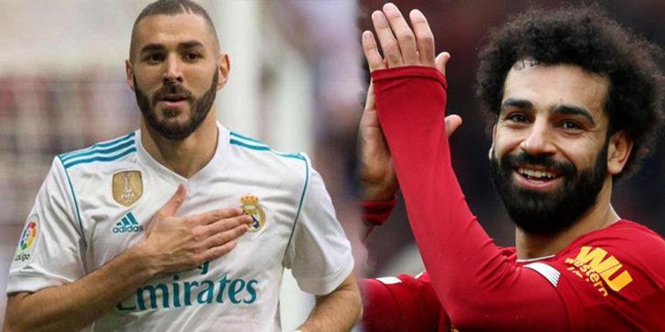 Salah ve Karim Benzema'dan ramazan mesajı yayınlandı