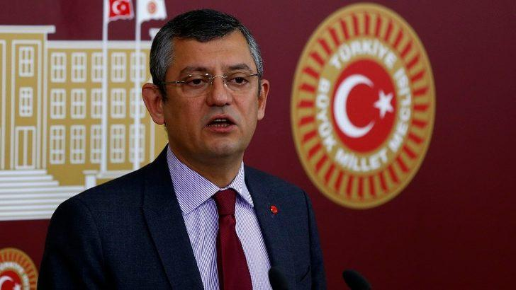 CHP'li Özel'den Çavuşoğlu'na tepki
