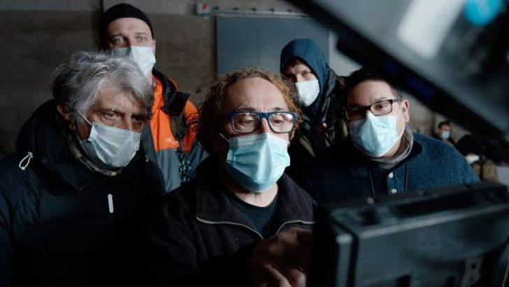 Virüs salgınında bir tek Mickey Rourke film çekti