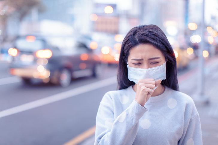 Araştırma: Maske virüsün yayılmasını önlüyor