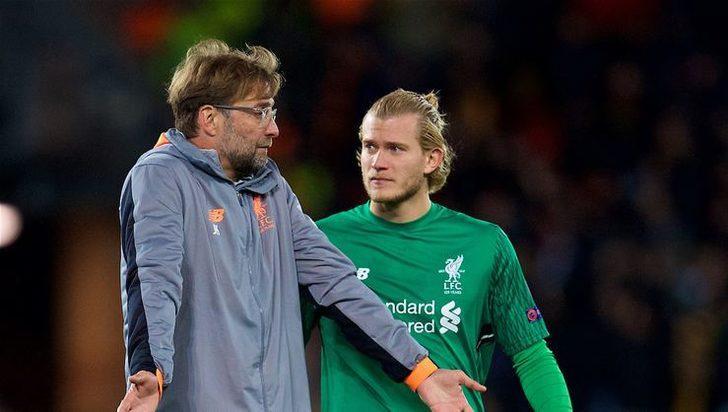"Klopp'tan Karius'a flaş mesaj: ""Liverpool'da yedek kalırsın"""