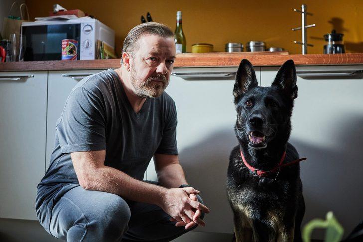 Ricky Gervais'li After Life üçüncü sezon onayını kaptı