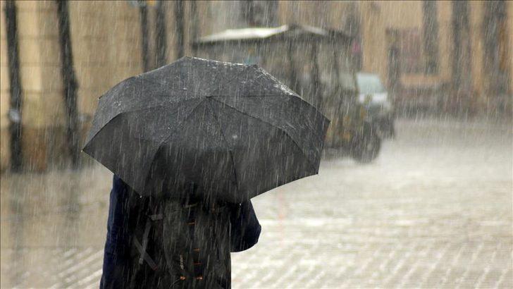 Meteoroloji'den sağanak yağış uyarısı! (26 Mayıs 2020 yurtta hava durumu)