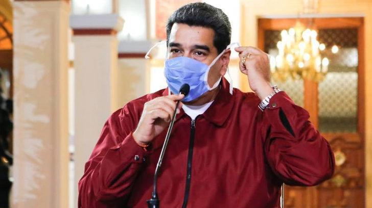 Venezuela'da yakalanan ABD'lilerden Maduro itirafı