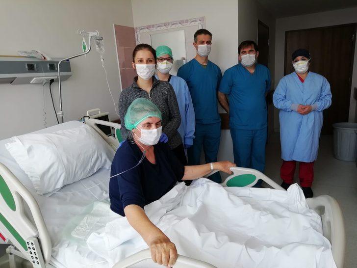 32 gün yoğun bakımda kalan koronavirüs hastası: Öldüm, geldim