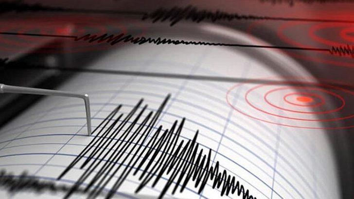 Girit Adası açıklarında 4.2 büyüklüğünde deprem! Kandilli - AFAD son depremler
