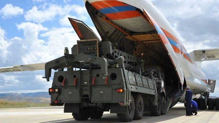 ABD Kongresi, Türkiye'ye S-400 yaptırımı için harekete geçti