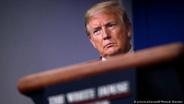 +++ Canlı Anlatım: Trump'tan özel ekibi dağıtma kararı