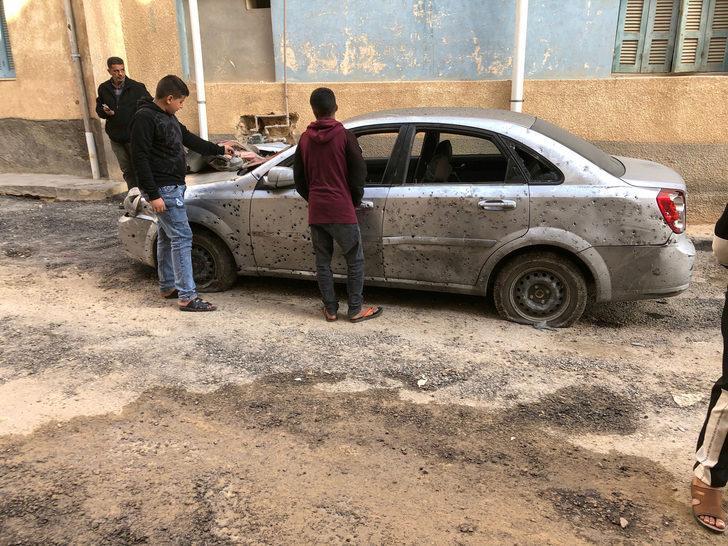 Libya'daki saldırıda ölü ve yaralılar var!
