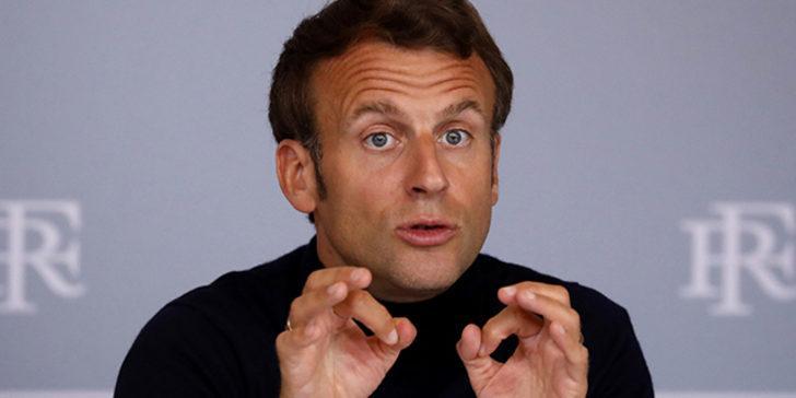 Fransa Cumhurbaşkanı Macron uyardı: Normal yaşama dönüş olmayacak!