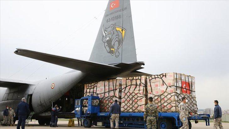 Dışişleri Bakan Yardımcısı Kıran: 126 ülke Türkiye'den yardım istedi
