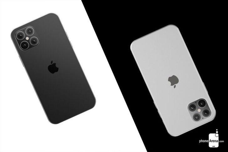 iPhone 12 tasarımı ile karşımıza çıktı