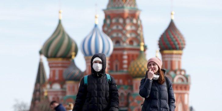 Rusya'da koronavirüs vaka sayısı 134 bini geçti