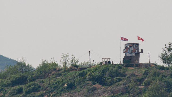 Kuzey Kore - Güney Kore sınırında taraflar birbirine ateş açtı