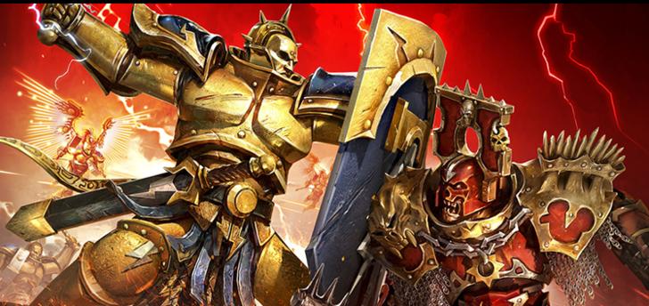 Warhammer Age of Sigmar oyunu duyuruldu