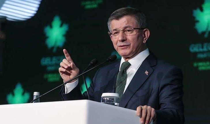 Gelecek Partisi Genel Başkanı Ahmet Davutoğlu'ndan 'yeni darbe' iddialarına ilişkin açıklama