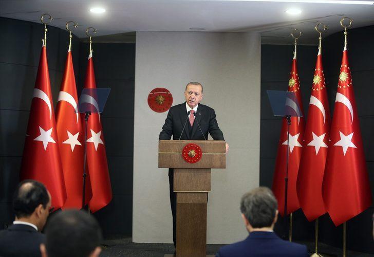 Son dakika: Cumhurbaşkanı Erdoğan normalleşme planını açıkladı