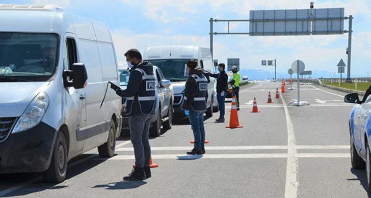 7 şehre seyahat yasağı kalktı ama Antalya ve Burdur Valisi uyardı: Tatil için gelenleri almayacağız