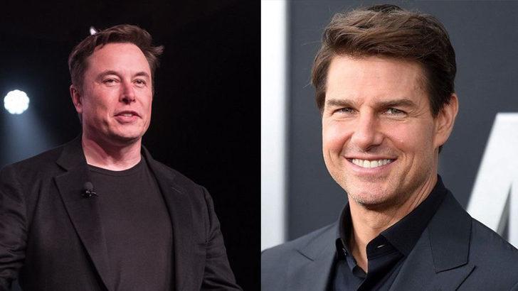 Elon Musk ve Tom Cruise'u bir araya getiren 'çılgın' proje ...