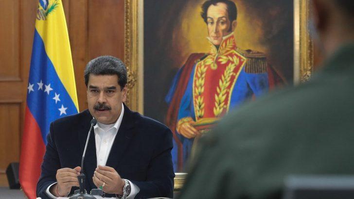 Venezuela 'sürat teknesiyle darbe girişiminde bulundukları' iddia edilen iki ABD vatandaşını gözaltına aldı