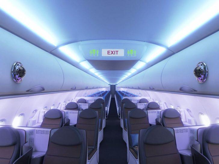 Hastalıklar için uçakta 'elektronik burun' geliştiriliyor!