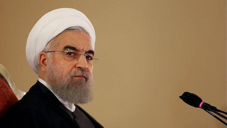 Ruhani: Silah ambargosu uzatılırsa sonuçları ağır olur