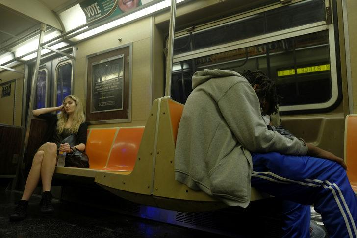 New York metrosunda 115 yıl sonra bir ilk!