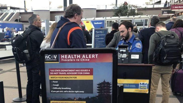 ABD'de Havaalanları İçin Corona Dönemi Önlemleri