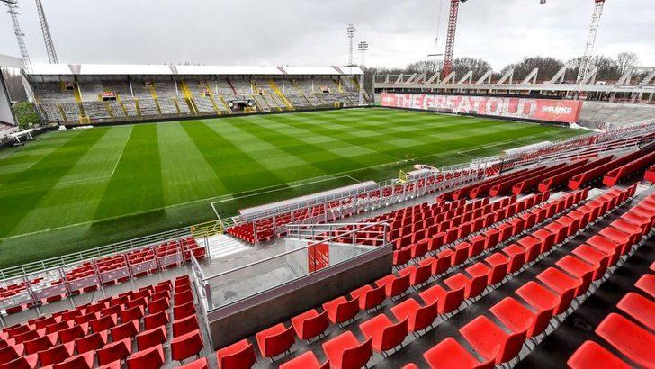 Belçika futbol maçlarını 31 Temmuz'a kadar yasakladı, 1. Lig fiilen sona erdi