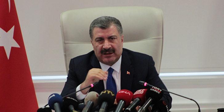 Sağlık Bakanı Fahrettin Koca'dan Süper Lig açıklaması!