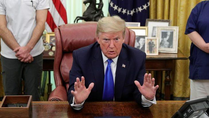 Trump: ''Görev Gücü Yeni Danışmanlarla Devam Edecek''