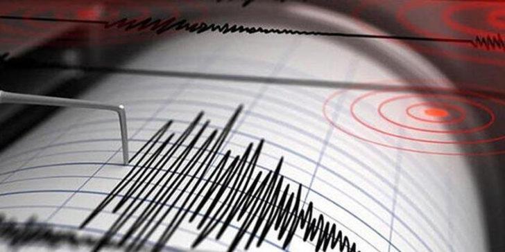 Erzincan'da 4.0 büyüklüğünde deprem! AFAD-Kandilli son depremler