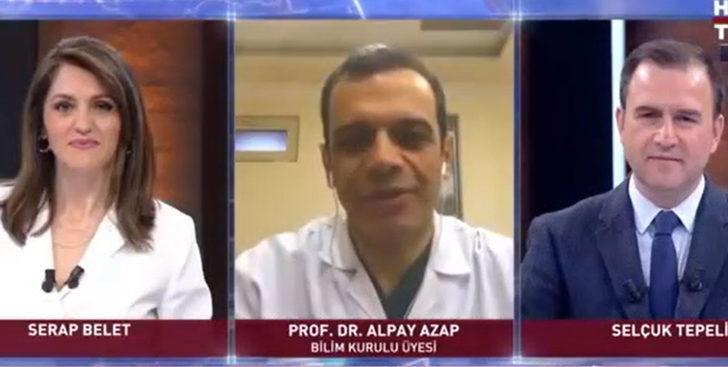 Bilim Kurulu Üyesi Prof. Dr. Alpay Azap: Koronavirüs bitmeyecek