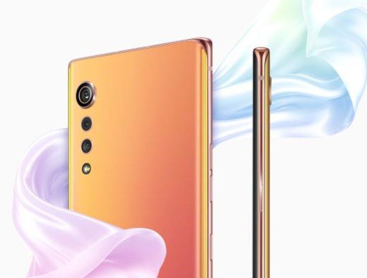 LG geri döndü: LG Velvet tanıtıldı! İşte özellikleri, fiyatı